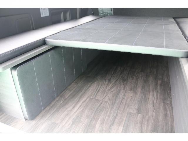スーパーGL ダークプライムIIパーキングサポート床張ベット(18枚目)