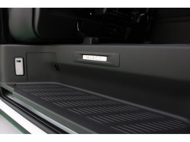 スーパーGL ダークプライムII ディーゼルターボ 4WD ライトカスタムPKG 17インチアルミ 社外ナビ サイドパイプ付き(38枚目)