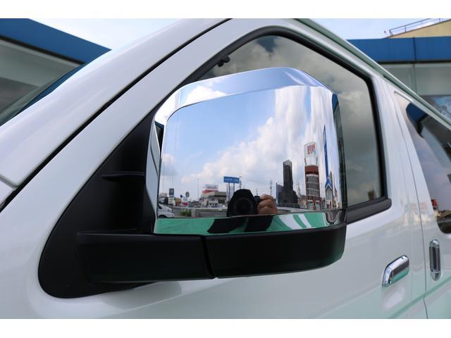 スーパーGL ダークプライムII ディーゼルターボ 4WD ライトカスタムPKG 17インチアルミ 社外ナビ サイドパイプ付き(50枚目)
