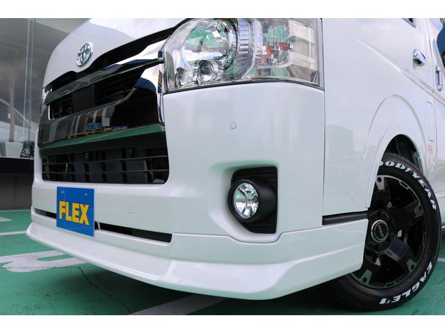 スーパーGL ダークプライムII ディーゼルターボ 4WD ライトカスタムPKG 17インチアルミ 社外ナビ サイドパイプ付き(51枚目)