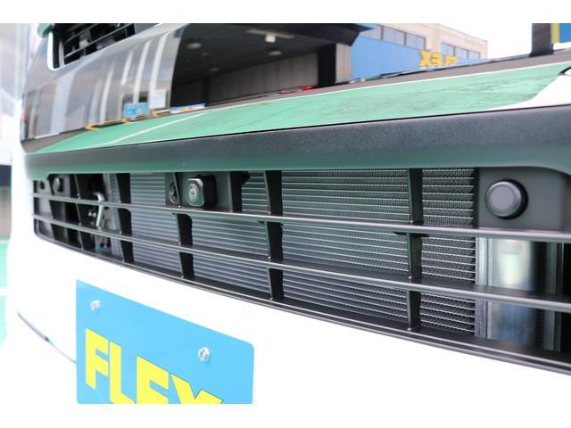 スーパーGL ダークプライムII ディーゼルターボ 4WD ライトカスタムPKG 17インチアルミ 社外ナビ サイドパイプ付き(61枚目)