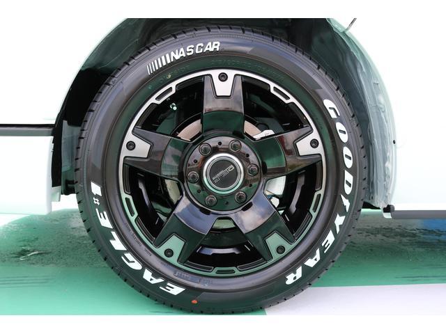 スーパーGL ダークプライムII ディーゼルターボ 4WD ライトカスタムPKG 17インチアルミ 社外ナビ サイドパイプ付き(63枚目)
