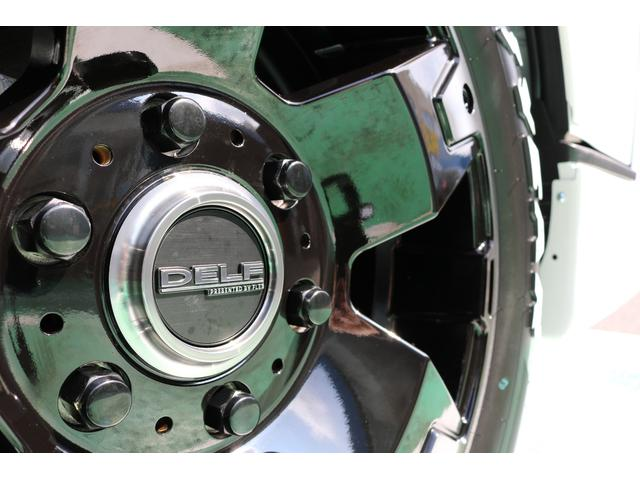 スーパーGL ダークプライムII ディーゼルターボ 4WD ライトカスタムPKG 17インチアルミ 社外ナビ サイドパイプ付き(68枚目)