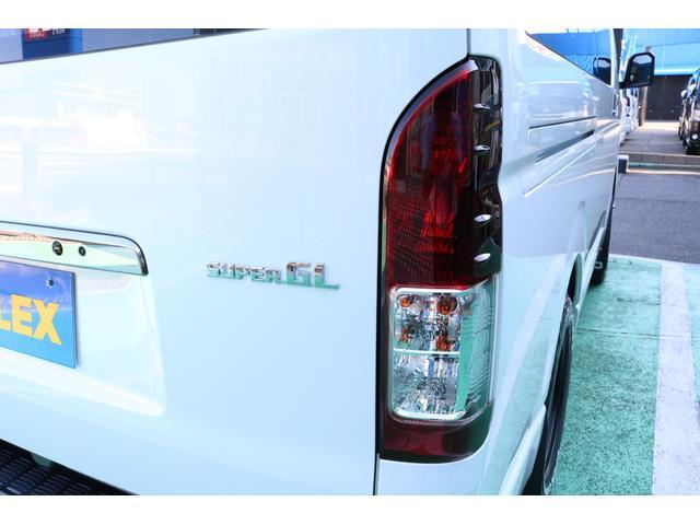 スーパーGL ダークプライムII ディーゼル4WD/MONSTAMUDWARRIOR16inch/TRDフロントスポイラーLED付き/純正テールスモーク加工/SDナビ/ETC/パーキングサポート/両側電動スライドドア(67枚目)