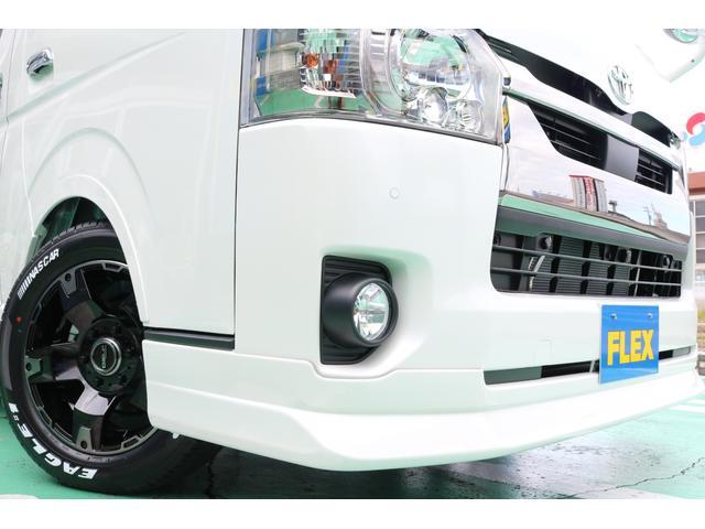 スーパーGL ダークプライムII 2段ベットキット車中泊仕様/ローダウン/17インチアルミ/フロントリップスポイラー付き(59枚目)
