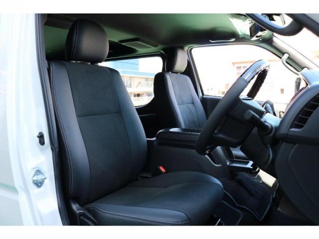 スーパーGL ダークプライムII ディーゼルターボ/4WD/パーキングサポート/1.15inchローダウンブロック/FLEXオリジナルバルベログランデ17AW/FLEXオリジナルスポイラ/7inchSDナビ/ETC/ガッツミラ同色塗装(14枚目)
