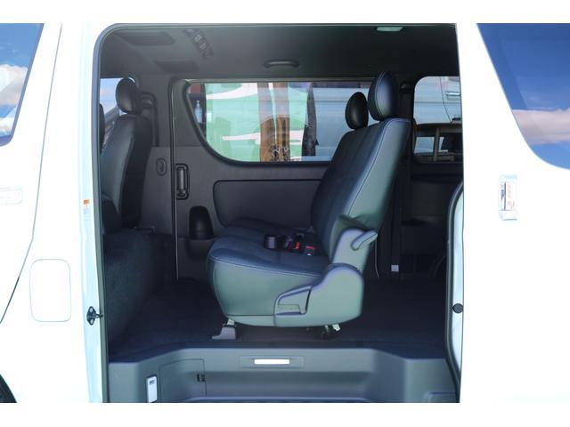 スーパーGL ダークプライムII ディーゼルターボ/4WD/パーキングサポート/1.15inchローダウンブロック/FLEXオリジナルバルベログランデ17AW/FLEXオリジナルスポイラ/7inchSDナビ/ETC/ガッツミラ同色塗装(27枚目)