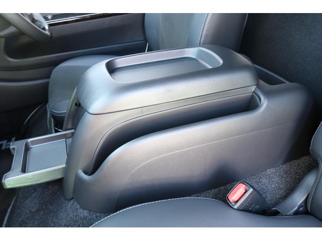 スーパーGL ダークプライムII ディーゼルターボ/4WD/パーキングサポート/1.15inchローダウンブロック/FLEXオリジナルバルベログランデ17AW/FLEXオリジナルスポイラ/7inchSDナビ/ETC/ガッツミラ同色塗装(47枚目)