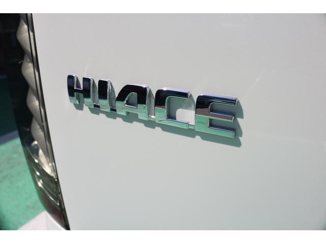 スーパーGL ダークプライムII ディーゼルターボ/4WD/パーキングサポート/1.15inchローダウンブロック/FLEXオリジナルバルベログランデ17AW/FLEXオリジナルスポイラ/7inchSDナビ/ETC/ガッツミラ同色塗装(50枚目)