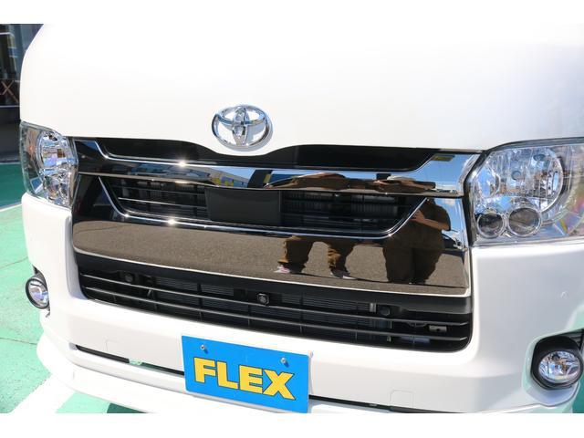 スーパーGL ダークプライムII ディーゼルターボ/4WD/パーキングサポート/1.15inchローダウンブロック/FLEXオリジナルバルベログランデ17AW/FLEXオリジナルスポイラ/7inchSDナビ/ETC/ガッツミラ同色塗装(71枚目)