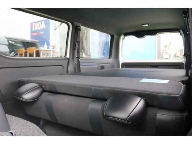 スーパーGL ダークプライムII 4WD/パーキングサポート/1.15インチエローダウンブロック/フレックスオリジナルデルフ0217AW/フレックスオリジナルフロントリップ/オーバーフェンダー/7インチフルセグSDナビ/ガッツミラ同色(39枚目)