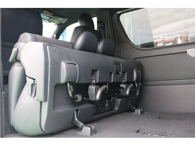 スーパーGL ダークプライムII 4WD/パーキングサポート/1.15インチエローダウンブロック/フレックスオリジナルデルフ0217AW/フレックスオリジナルフロントリップ/オーバーフェンダー/7インチフルセグSDナビ/ガッツミラ同色(48枚目)