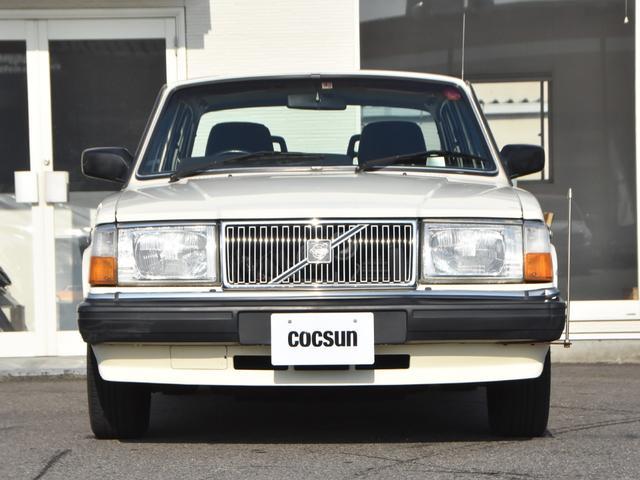ボルボ ボルボ 240 GL ワンオーナー ユーザー買取車