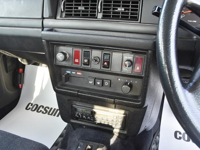 ボルボ ボルボ 240 GL ワンオーナー ユーザー買取