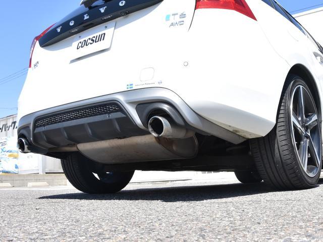 T6 AWD Rデザイン アイシン6速AT 禁煙車 2年保証付(18枚目)