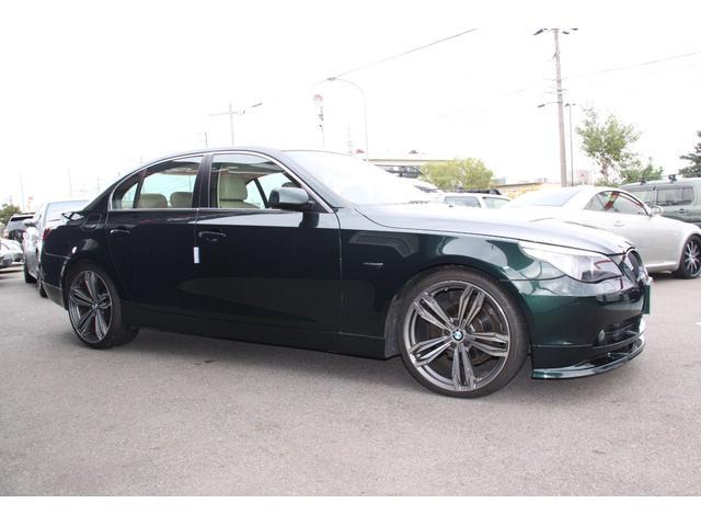 BMW BMW 525i 社外20インチ エアロ 整備付