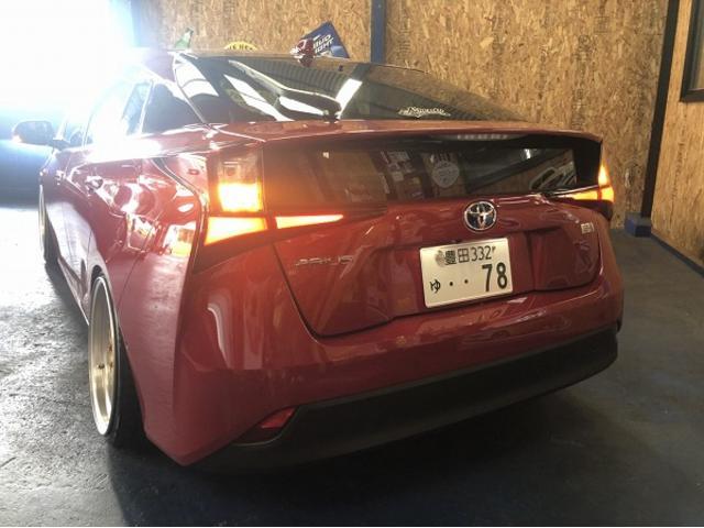 Aプレミアム WORK 車高調 サンルーフ 純正OPナビ(20枚目)
