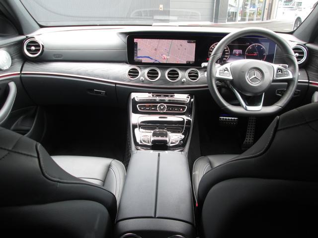 E220dステションワゴンアバンGスポツ(本革仕様)(2枚目)