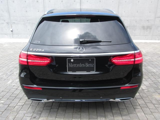 E220dステションワゴンアバンGスポツ(本革仕様)(7枚目)
