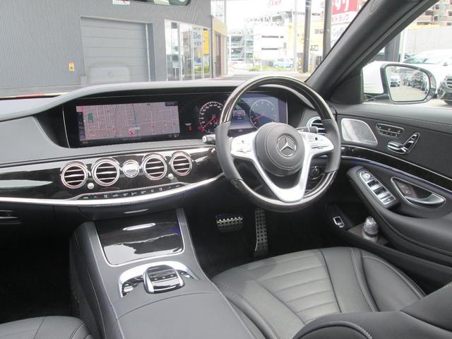 S450エクスクルーシブ AMGラインプラス ドラレコ(2枚目)