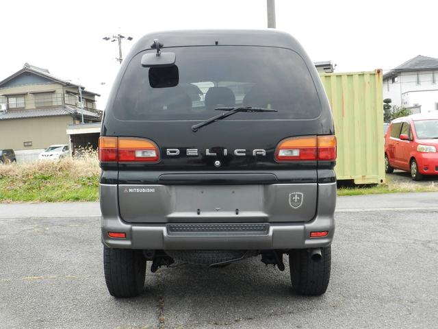 ディーぜルTB 4WD リフトアップ オーバーフェンダー(3枚目)