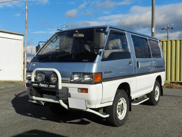 「三菱」「デリカスターワゴン」「ミニバン・ワンボックス」「愛知県」の中古車6