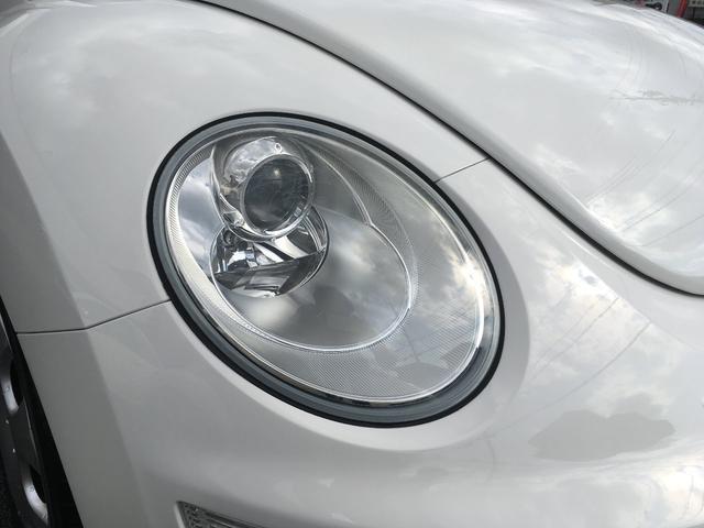フォルクスワーゲン VW ニュービートル ニュービートル最終モデル EZ 6AT