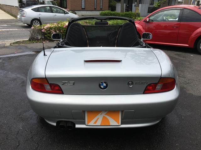 「BMW」「BMW Z3ロードスター」「オープンカー」「愛知県」の中古車5