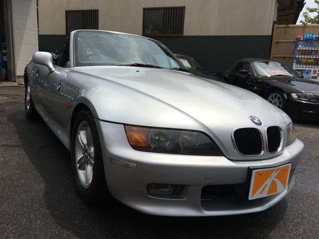 「BMW」「BMW Z3ロードスター」「オープンカー」「愛知県」の中古車7