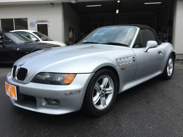 「BMW」「BMW Z3ロードスター」「オープンカー」「愛知県」の中古車8