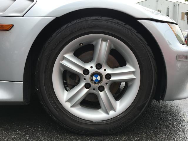 「BMW」「BMW Z3ロードスター」「オープンカー」「愛知県」の中古車14
