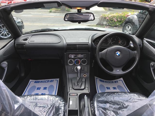 「BMW」「BMW Z3ロードスター」「オープンカー」「愛知県」の中古車18