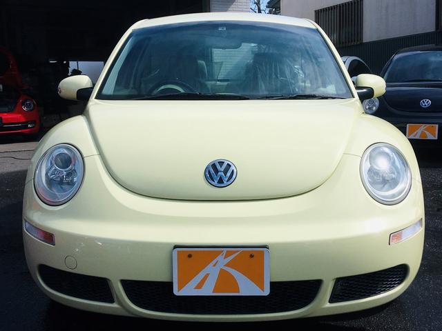 フォルクスワーゲン VW ニュービートル 2006年後期EZモデル HDDナビ HID