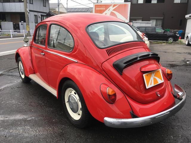 フォルクスワーゲン VW ビートル 1600 メキシコビートル 4MT