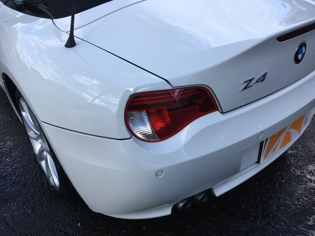 BMW BMW Z4 ロードスター3.0si E85最終モデル 黒革 電動オープン