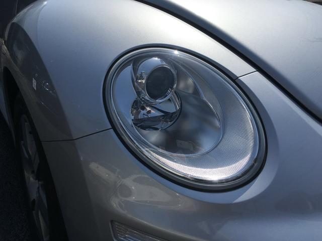 フォルクスワーゲン VW ニュービートル ヴィンテージ 6AT ボルドーレッドインテリア サンルーフ