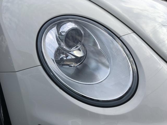 フォルクスワーゲン VW ニュービートルカブリオレ 2006年後期LZモデル 電動オープン レザーシート ナビ