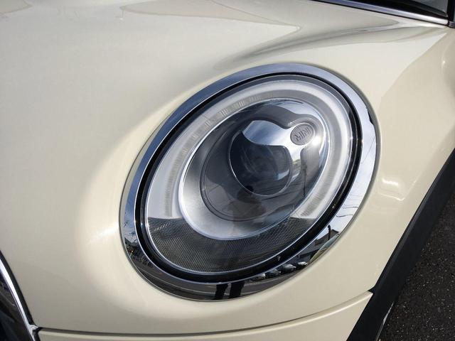 MINI MINI クーパー 1オーナー 6MT ナビパッケージ LEDライト