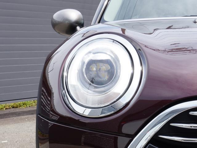 クーパーD クラブマン ナビ ETC LEDヘッドライト リアカメラ PDC後 コンフォート ACC 軽減ブレーキ SOSコール(21枚目)