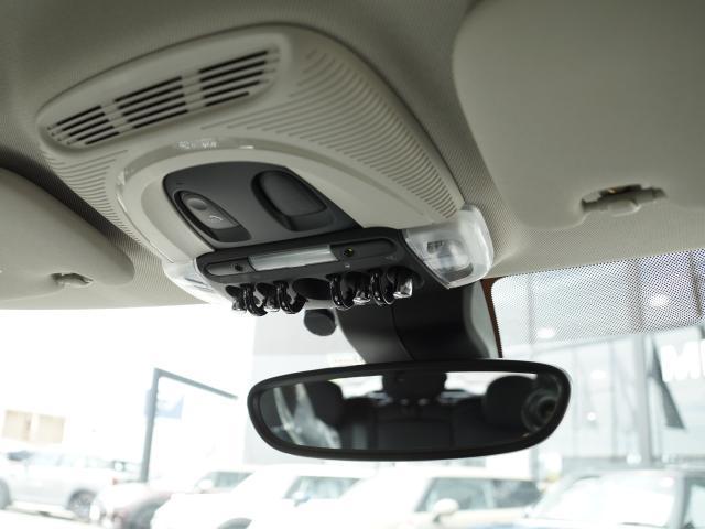 クーパーD クラブマン ナビ ETC LEDヘッドライト リアカメラ PDC後 コンフォート ACC 軽減ブレーキ SOSコール(47枚目)