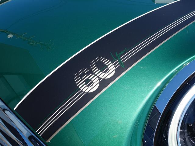 クーパー 60イヤーズエディション レザーシート シートヒーター 17インチ ナビ LEDヘッドライト リアカメラ PDC前後 コンフォートアクセス 軽減ブレーキ SOSコール(23枚目)