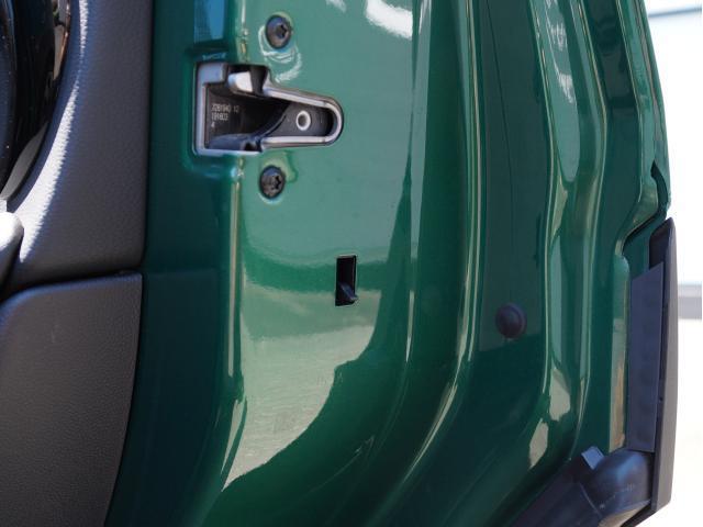 クーパー 60イヤーズエディション レザーシート シートヒーター 17インチ ナビ LEDヘッドライト リアカメラ PDC前後 コンフォートアクセス 軽減ブレーキ SOSコール(40枚目)