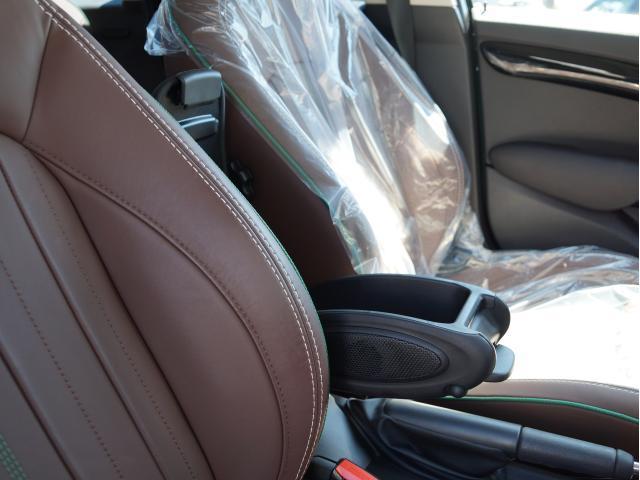 クーパー 60イヤーズエディション レザーシート シートヒーター 17インチ ナビ LEDヘッドライト リアカメラ PDC前後 コンフォートアクセス 軽減ブレーキ SOSコール(46枚目)