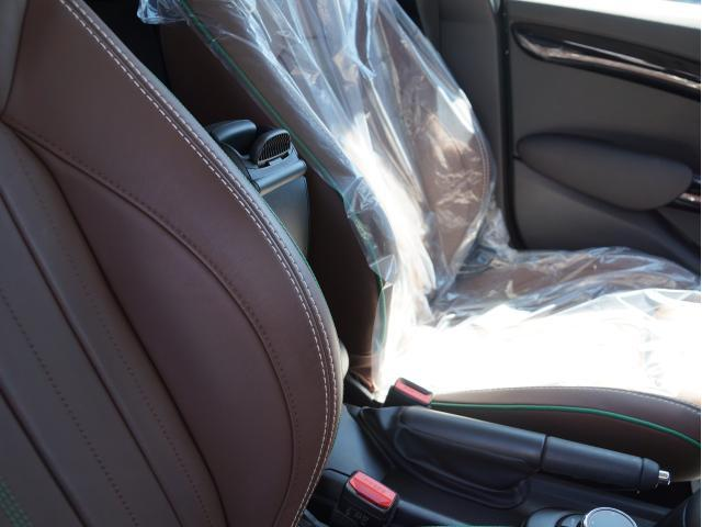 クーパー 60イヤーズエディション レザーシート シートヒーター 17インチ ナビ LEDヘッドライト リアカメラ PDC前後 コンフォートアクセス 軽減ブレーキ SOSコール(47枚目)