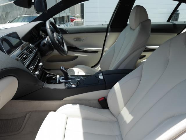 BMW BMW 640iグランクーペ 2年BPSデモカー禁煙認定車