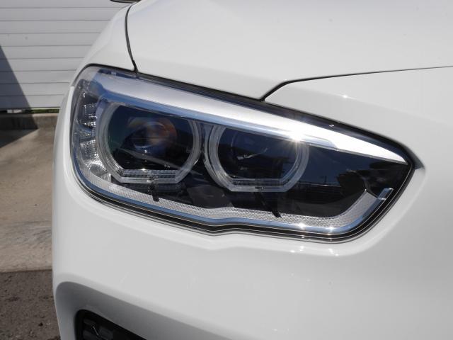 BMW BMW 118i Mスポーツ LEDフォグランプ デモカー