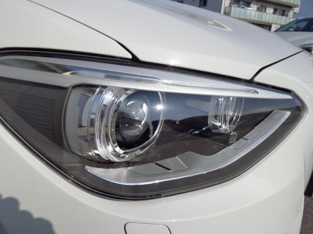 BMW BMW 120i Mスポーツ純正HDナビ禁煙1オナ認定中古車