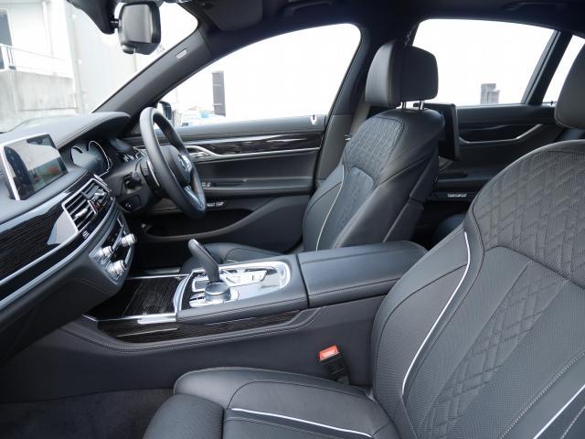 740d xDrive Mスポーツ 2年BPSデモ禁煙認定車(12枚目)