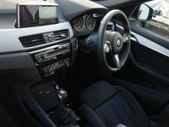 BMW BMW X1 xDrive 18d Mスポーツ 2年BPSデモ禁煙認定車
