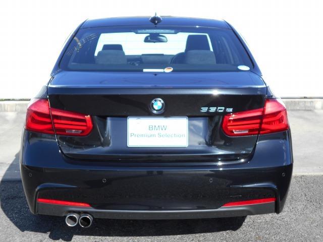 330e Mスポーツアイパフォーマンス 2年BPSデモ認定車(3枚目)